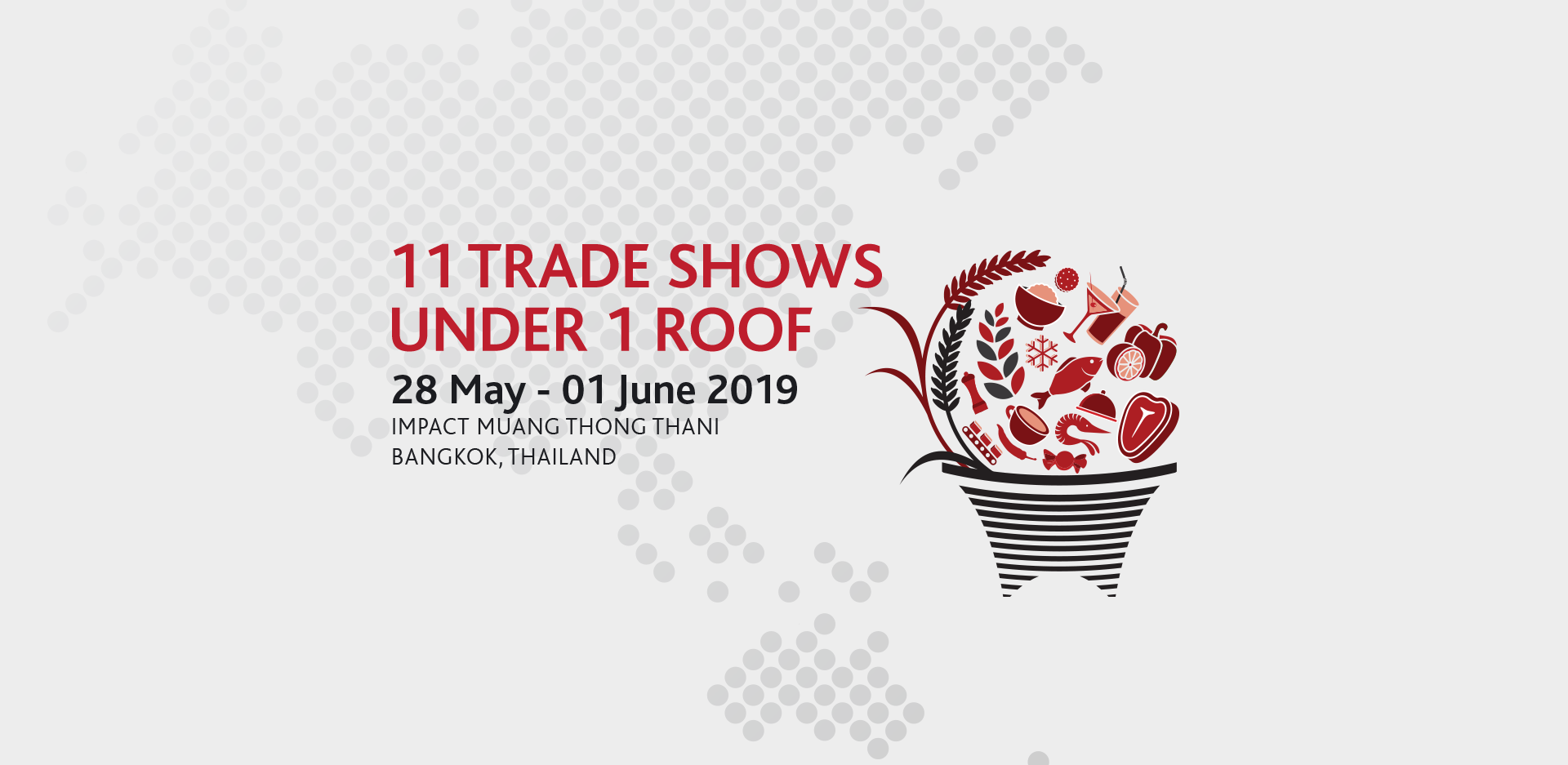 THAIFEX 2019 – World of Food Asia
