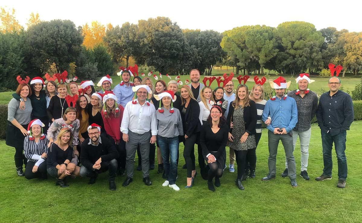 El equipo Iberdigest os desea una feliz Navidad y un feliz año nuevo 2020